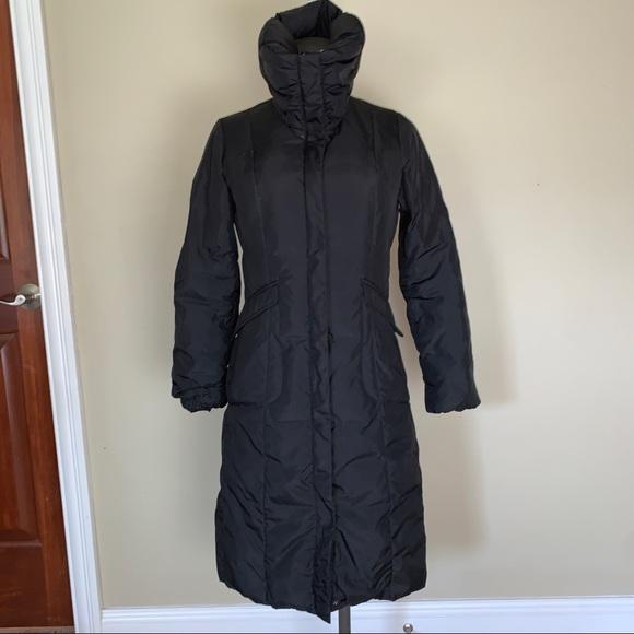 ❤️ Cole Haan long puffer parka coat 3886